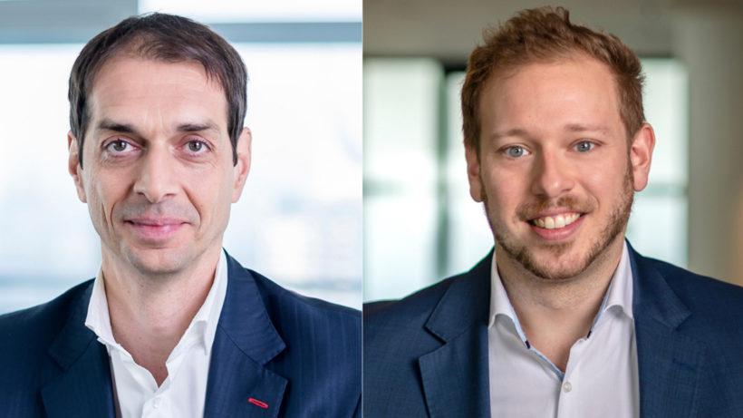 EY Österreich: Thomas Gabriel und Florian Haas © EY / Robert Herbst