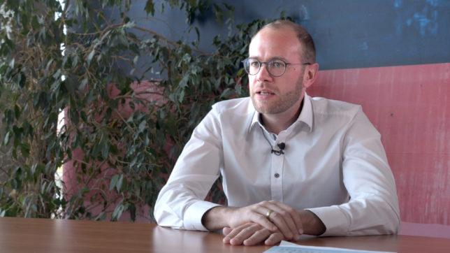 Raphael Friedl ist Geschäftsführer bei tech2b. © Trending Topics