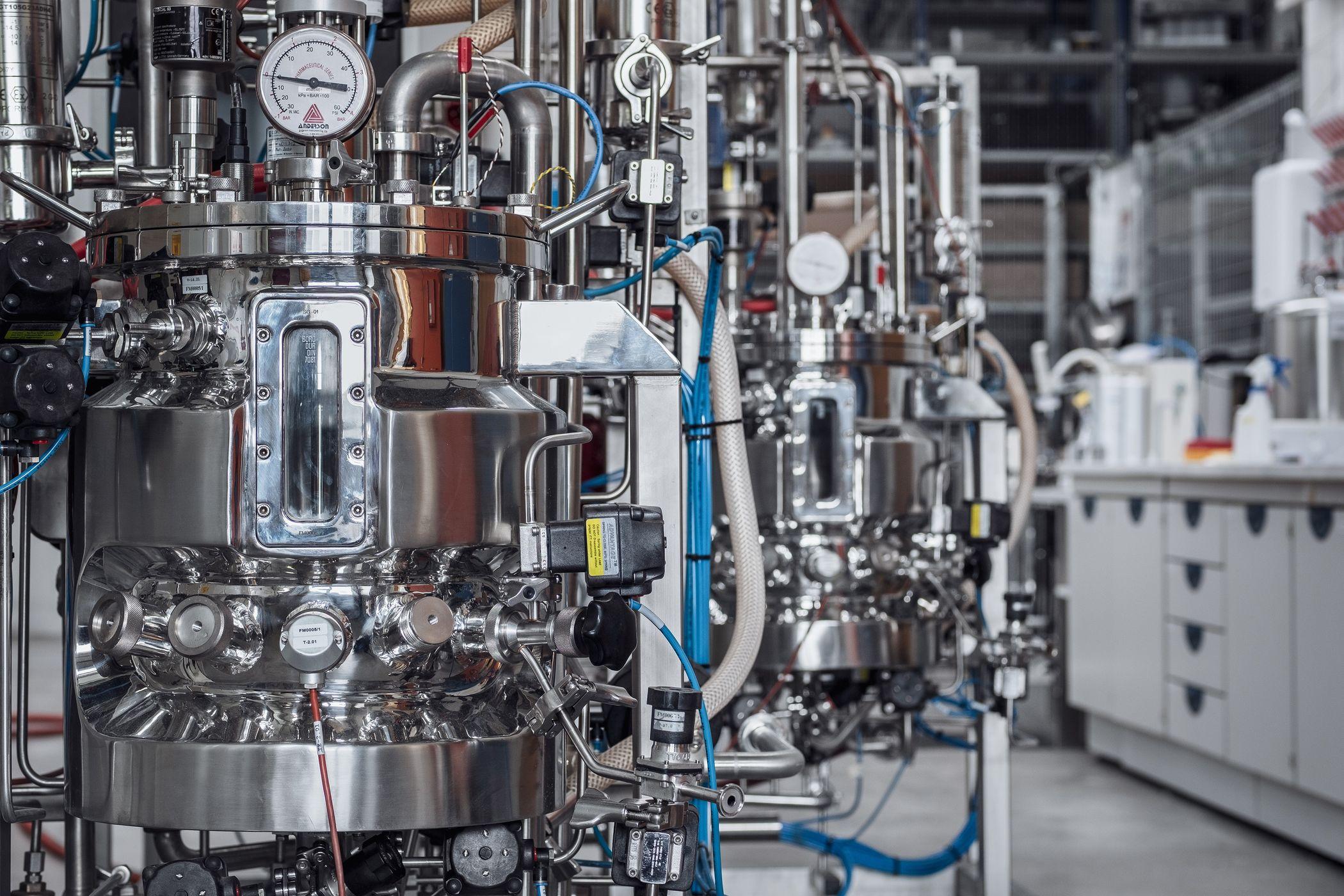 Bioreaktor von Evologic. © Michael Gizicki