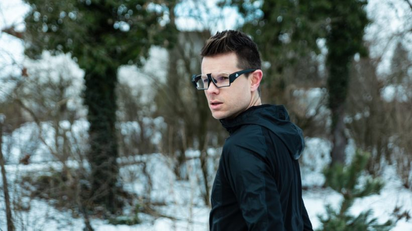 """Die """"Smart Glasses"""" von Runtastic und tooz. © Runtastic"""