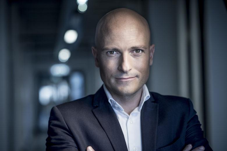 Martin Mössler, CEO Science Park Graz und ESA BIC Austria General Manager. © Christian Jungwirth