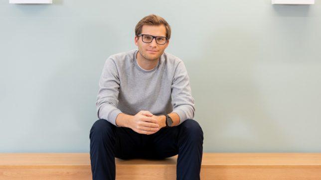Nils-Hendrik Höcker, Country Manager Deutschland & Österreich bei BUX. © Robert Lehmann