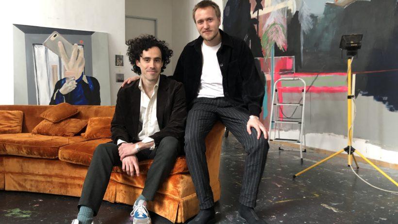 Alban Zerweck-Zapke, und Leander Leutzendorff haben Portal gegründet. © Portal