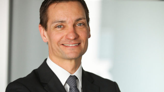 Walter Koch, Geschäftsführer der KSV1870 Forderungsmanagement GmbH. © Elke Mayr