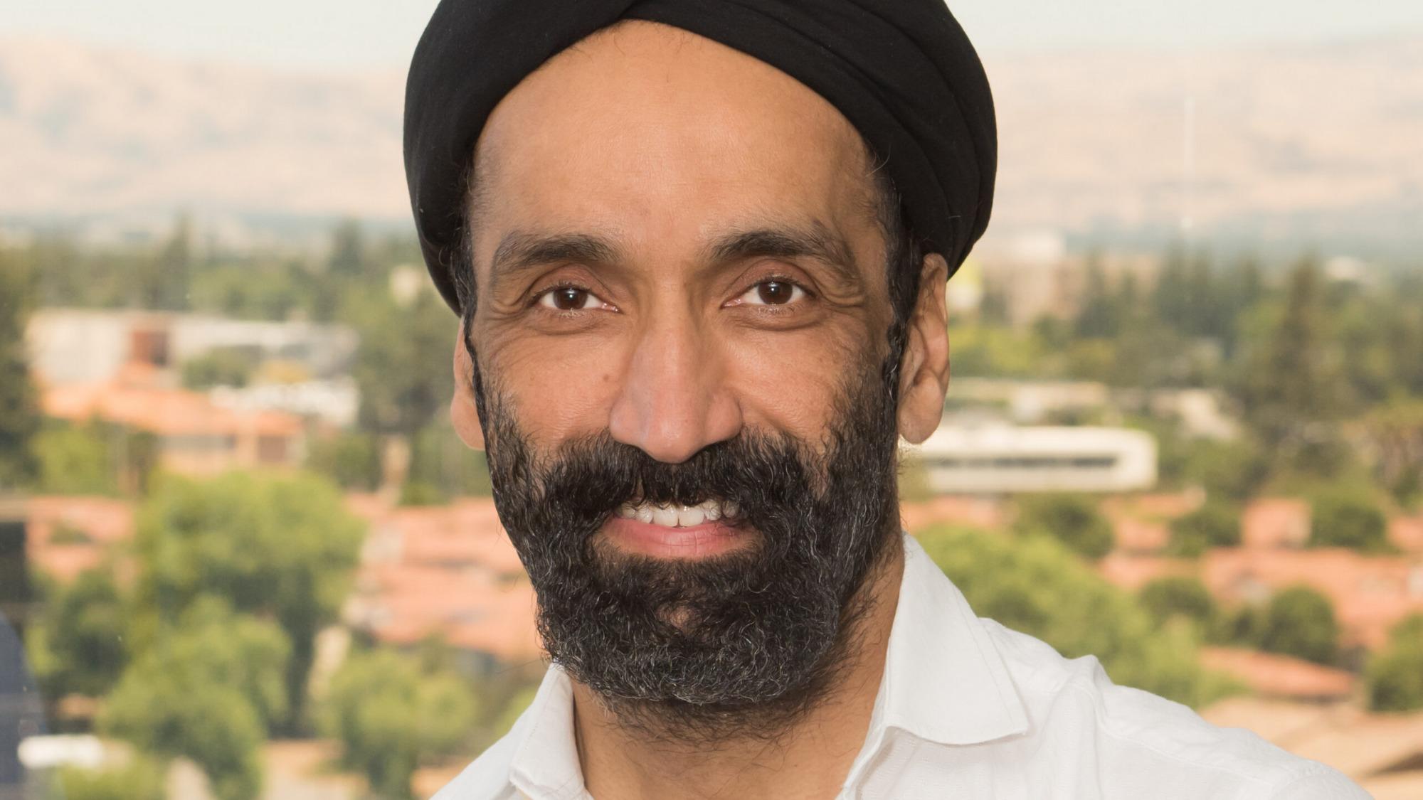 QuantumScape-CEO Jagdeep Singh. © QuantumScape