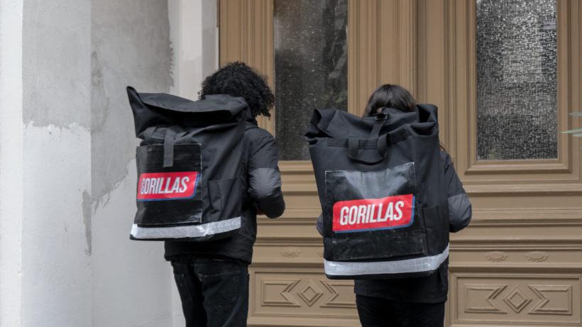 © Gorillas