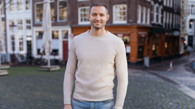 Yorick Naeff folgt auf Nick Bortot als BUX-CEO. © BUX