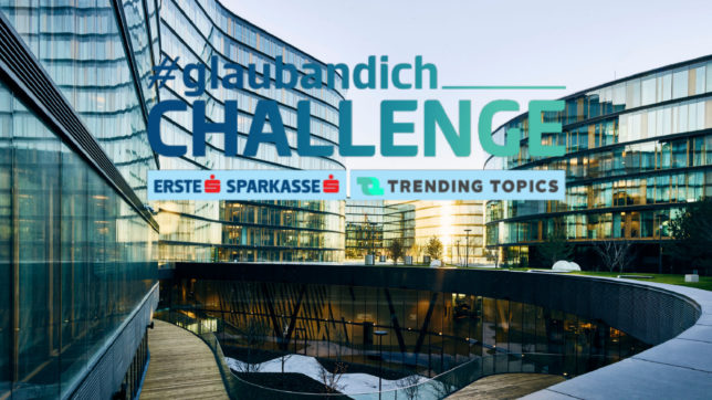 © Erste Bank / Christian Wind / Montage Trending Topics