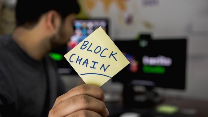 Blockchain-Entwickler. © Hitesh Choudhary on Unsplash
