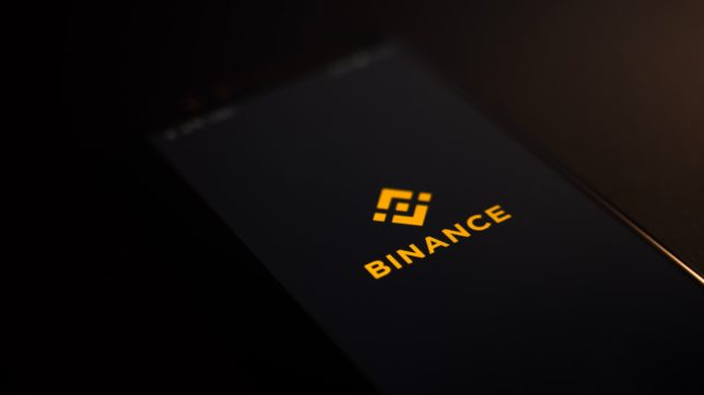 Binance. © Vadim Artyukhin on Unsplash
