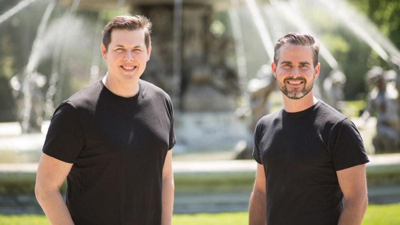 Probando-Gründer Manuel Leal Garcia und Matthias Ruhri © Probando