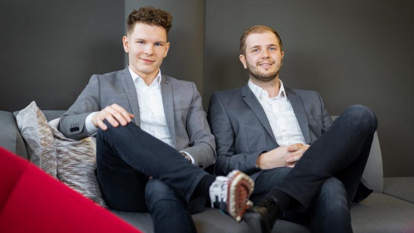 Rockets-Gründer Wolfgang Deutschmann und Peter Garber-Schmidt © ROCKETS Holding