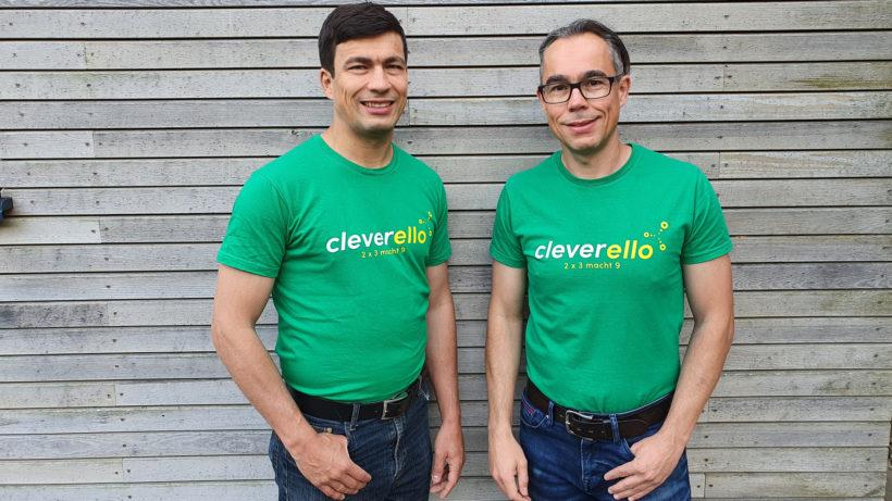cleverello-Gründer Johannes und Martin Knoglinger © cleverello
