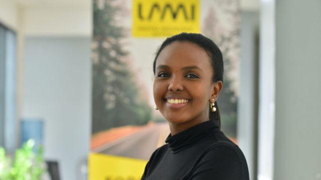 Jihan Abbas, Gründerin von Kenia-Startup Lami Technologies © Lami Technologies