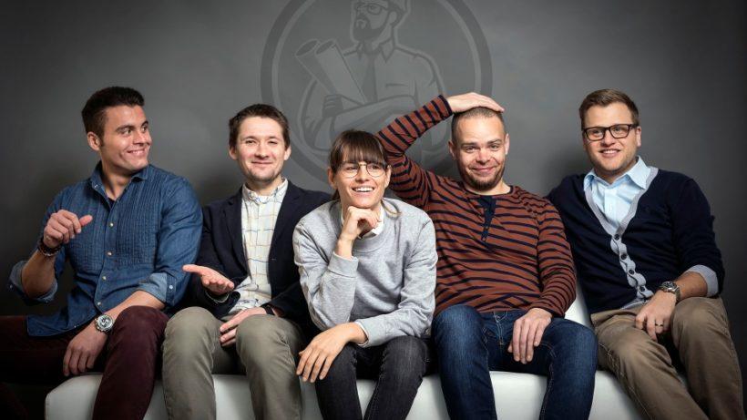 Das Propster-Team. © Markus Schieder