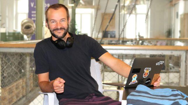 Andreas Gähwiler, Founder & CEO von Nuffinz. © Nuffinz