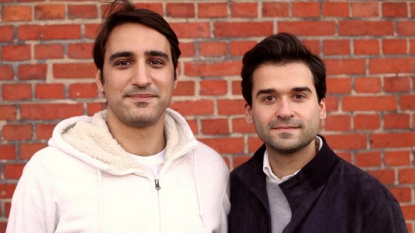 Airbank-Gründer Patrick de Castro Neuhaus und Christopher Zemina © Airbank