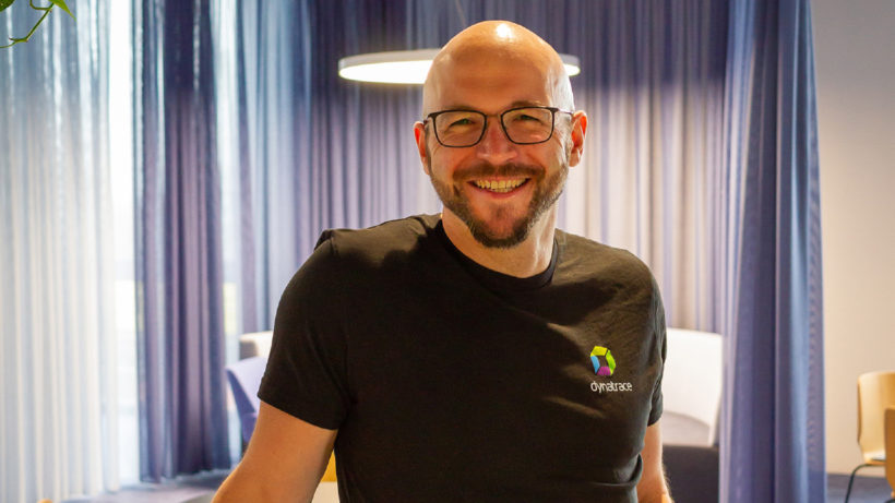 Samuel Moser, neuer Dynatrace-Lab-Leiter in Hagenberg © Dynatrace