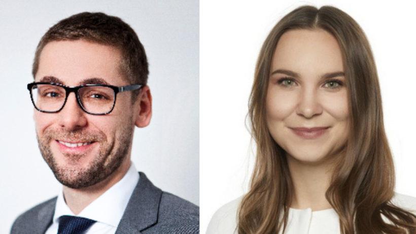 Christoph Puchner und Katharina Geweßler von ECOVIS Austria © ECOVIS Austria