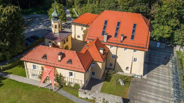 FHStartup Center in Salzburg © FH Salzburg/Neumayr