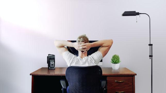 Home Office: Noch immer heiß begehrt © Jason Strull on Unsplash