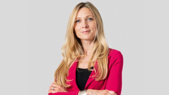 Neues VÖSI-Vorstandsmitglied Gerlinde Macho © MP2 IT-Solutions