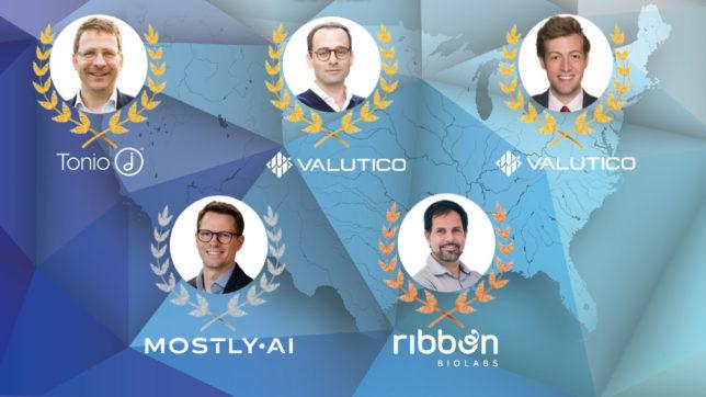 Österreichische Gewinner beim SelectUSA Investment Summit © US Department of Commerce