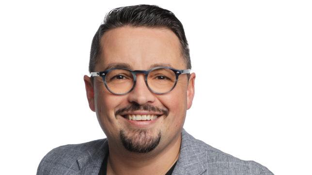 Marius Jarzyna ist Motivator, Business Developer, Mitgründer wie auch Geschäftsführer von DeskNow.