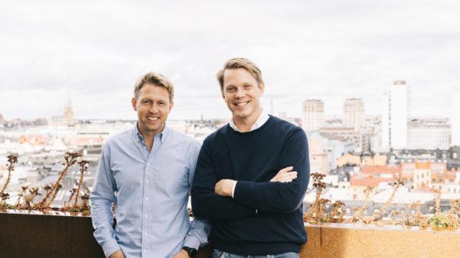 Daniel Kjellén (CEO) und Fredrik Hedberg (CTO) von Tink. © Tink