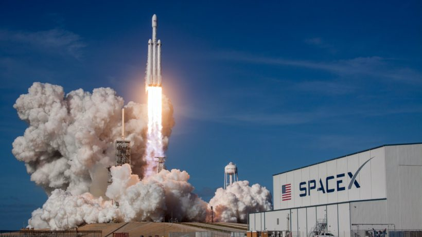 © SpaceX on Unsplash