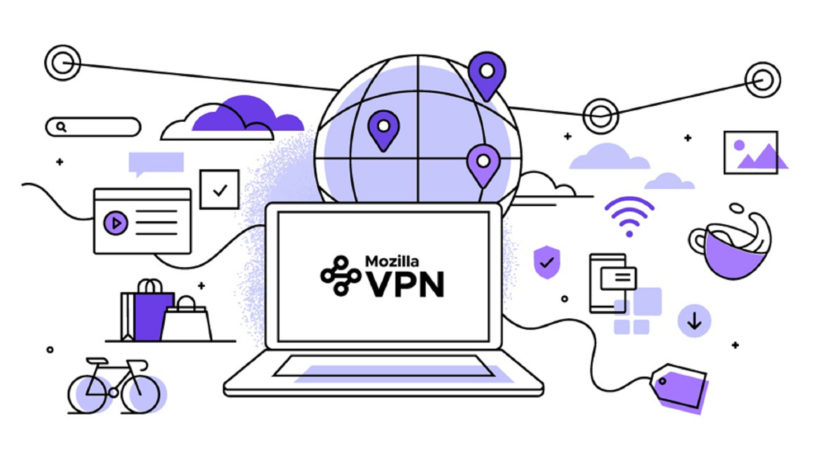 Mozilla VPN © Mozilla