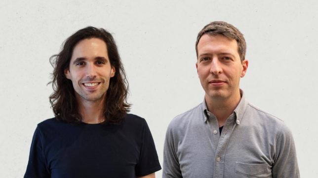 Remote-Gründer Marcelo Lebre und Job van der Voort © Remote
