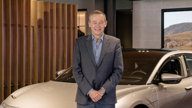 Lucid-Motors-CEO Peter Rawlinson. © lucid Motors