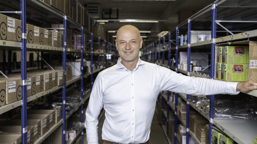 Roland Fink, Gründer und Geschäftsführer von niceshops. © niceshops