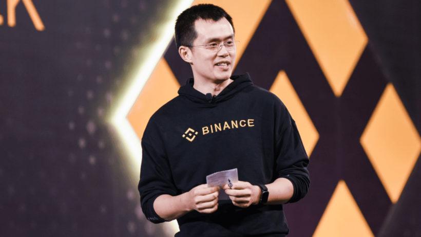 """Binance-CEO Changpeng """"CZ"""" Zhao. © Binance"""
