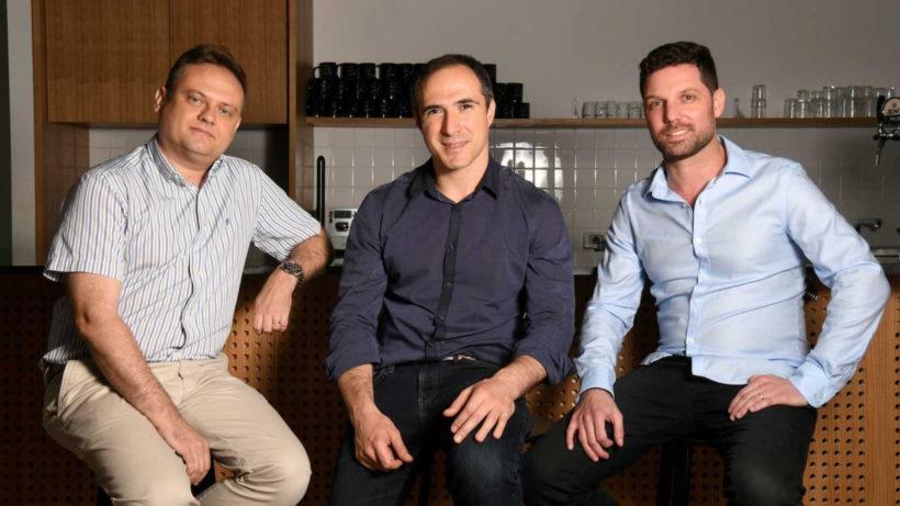 Die drei Fireblocks-Gründer. © Fireblocks