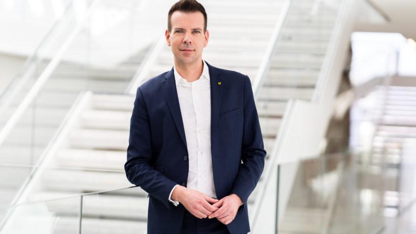 Florian Dangl, Vorstand der bank99. © bank99