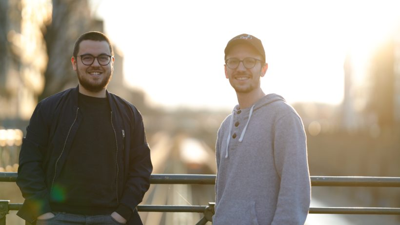 Die Kula-Gründer Julian Netzer und Philip Niedertscheider. © alexkapan.photography