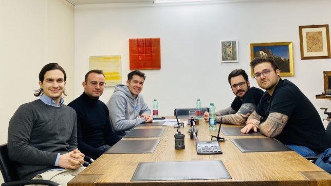 Gründerteam von youstore © youstore