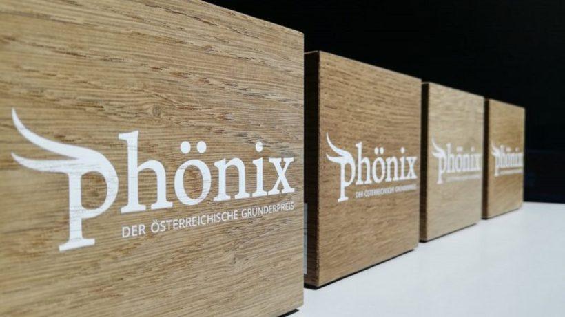 Gründerpreis Phönix © Arina Tkacheva