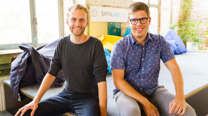 Manuel Kraus und Philipp Omenitsch von Pocketcoach. © Pocketcoach