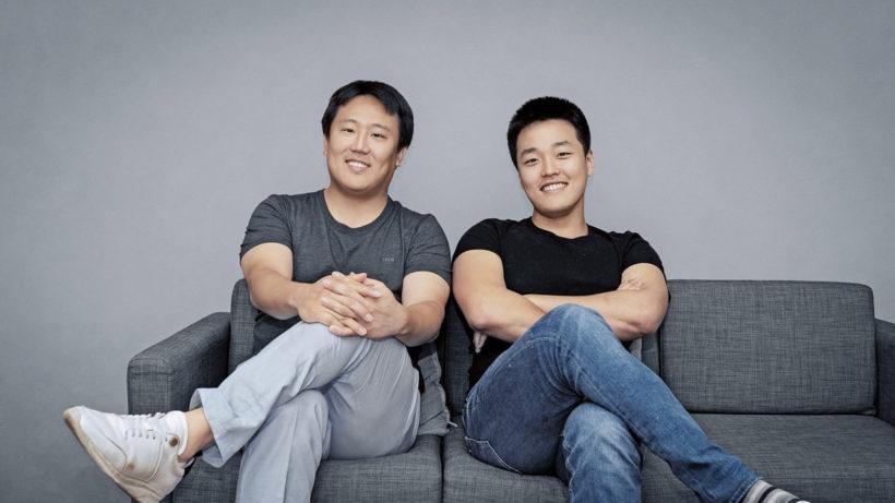 Die Terraform Labs-Gründer Daniel Shin und Do Kwon. © Terraform Labs