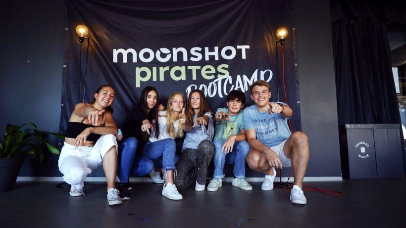 © Moonshot Pirates / Anet Londa