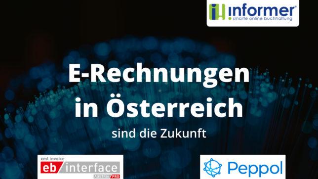 Informer Online Magazin informiert über E-Rechnungen © Informer