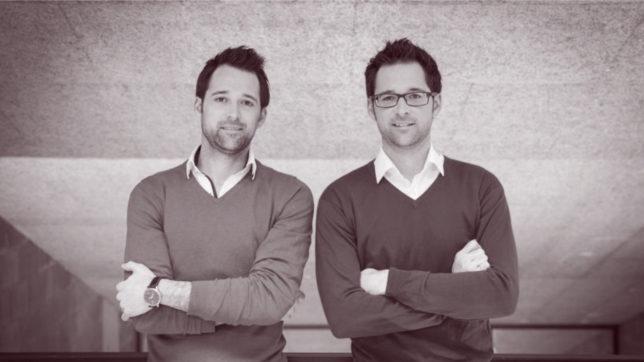 Stephan und Christian Kletzl von UserGems. © Florian Frandl