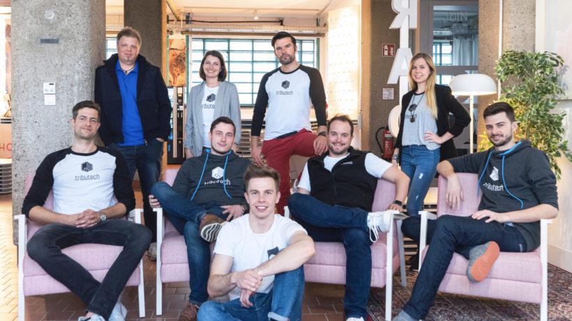 Das TribuTech-Team. © TribuTech