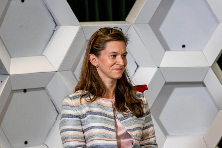 Stephanie Jakoubi, Senior Staff von SBA Research© BMDW/Dolenc