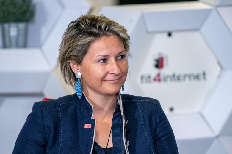 Ulrike Domany-Funtan, Generalsekretärin von fit4internet© BMDW/Dolenc