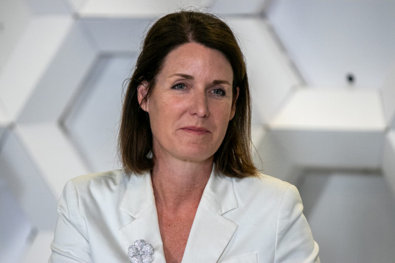 Henrietta Egerth, Geschäftsführerin der FFG © BMDW/Dolenc