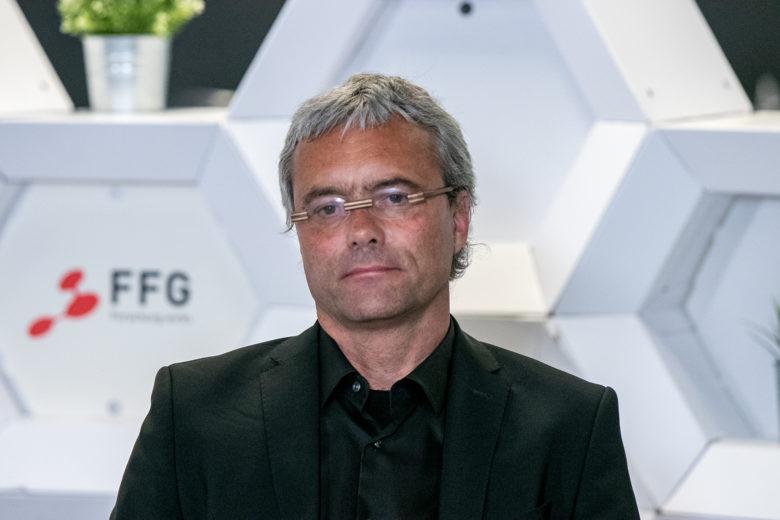 Hannes Raffaseder, Leiter des Digital Makers Hub © BMDW/Dolenc